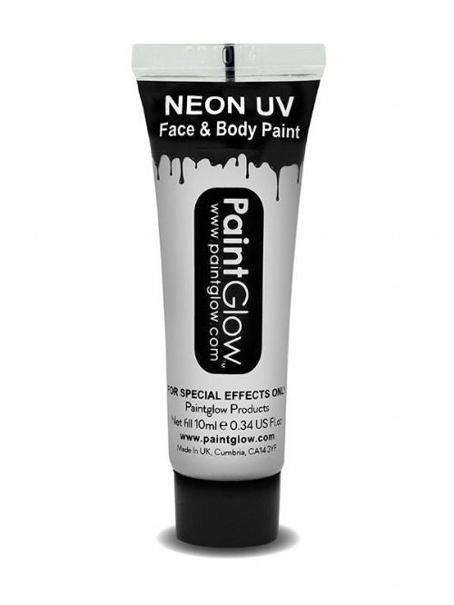 Neon UV - Face and Body Paint - White